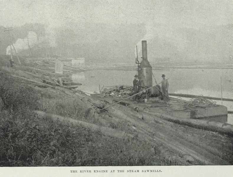 Holyoke  River Engine