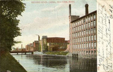 Holyoke Second Level Canal