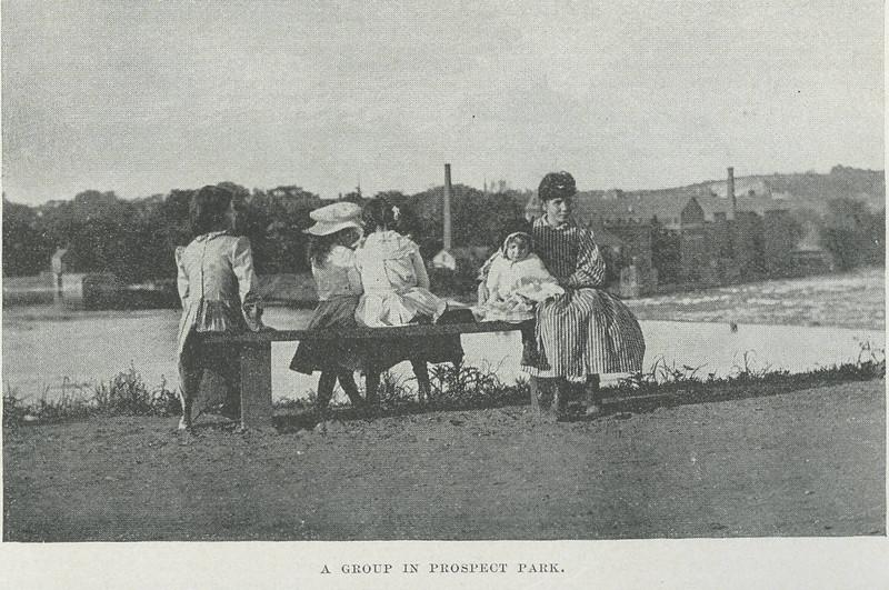Holyoke In Prospect park