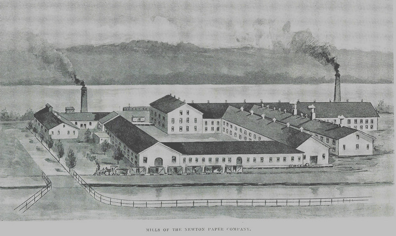 Holyoke Newton Paper Co