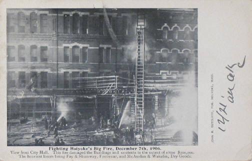 Holyoke Fire image