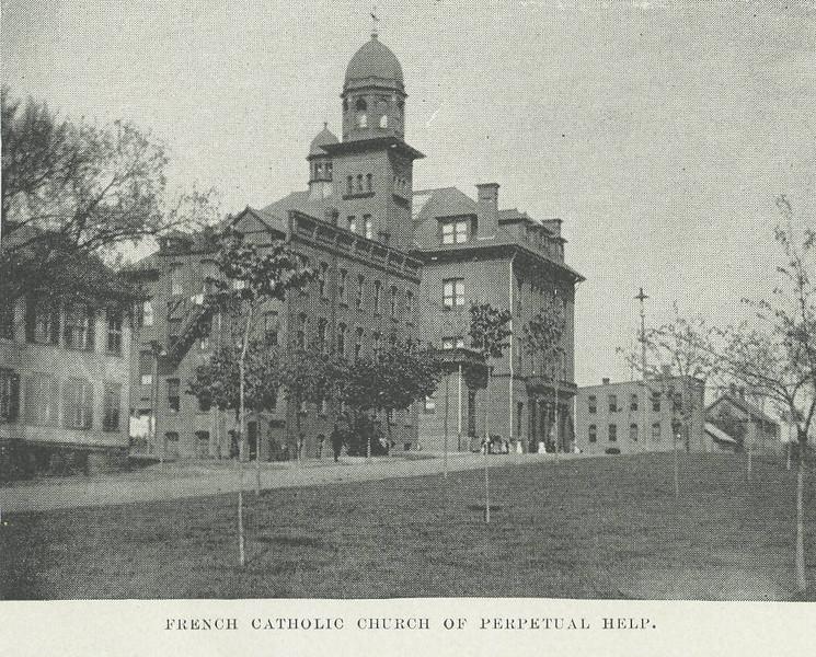 Holyoke French Catholic Church