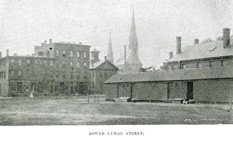 Holyoke Lower Lyman St