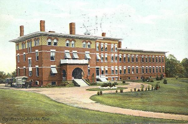 Holyoke original hospital
