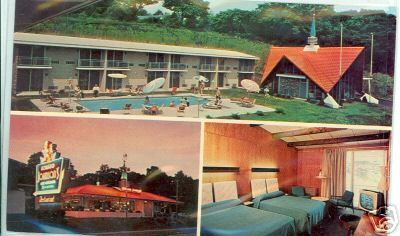 Holyoke Howard Johnson Motor Lodge
