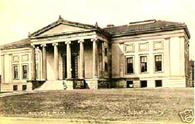 Holyoke City Library