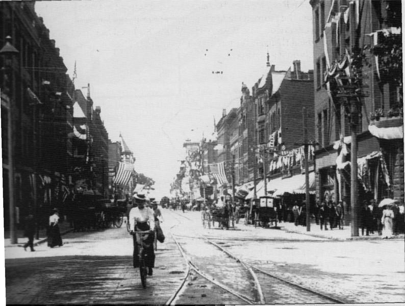 Holyoke 1890's Center