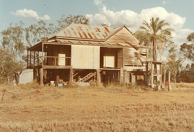 The house I grew up in Merrigum