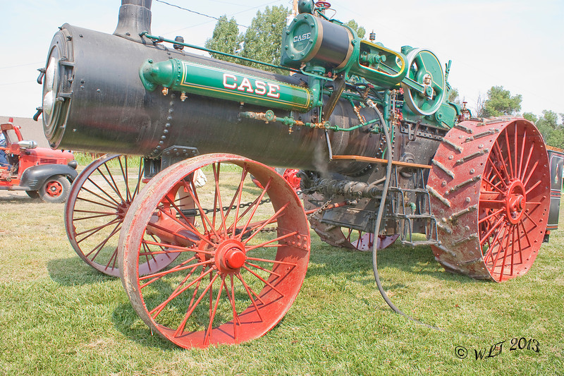 Huntley, Montana Threshing Bee