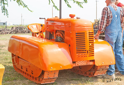 Cletrac Crawler Tractor