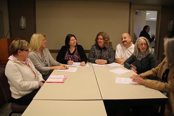 IBB Bargaining Team-2014