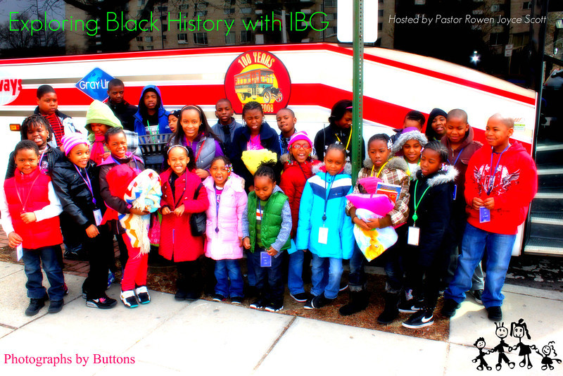 IBG Black History Month Family Outing