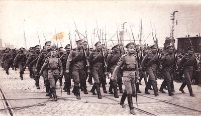 Imperial Russian Army WW1 - Staplescenter