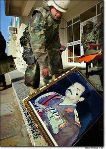 Shot Saddam