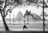 Botafogo Bay and the Pão de Azúcar.<br /> Photographed with Leica M4,  50mm ff, Ilford 18DIN