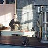 BRGS  Jack Trickett Light Metal Work Room 1958 1