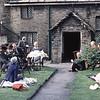 Crawshawbooth Quakers 19656 Jane Hargreaves far right Elizabeth Trickett 2nd right