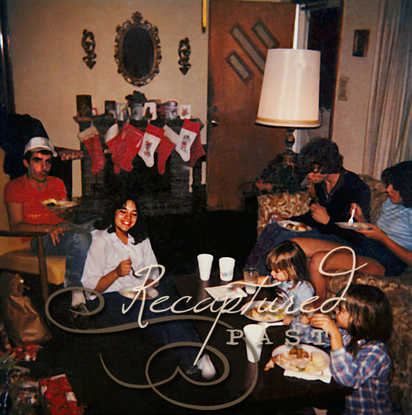 "Christmas Eve ""87"" (Janet, Bryan, Debbie, Jeff)<br /> ""This is just one of the best Christmas' ever for me. I know we are all eating but, it is our childhood house etc. (1982)"