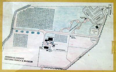 Jensen-Alvarado Ranch, Rubidoux.  Map. 8 Feb 2007