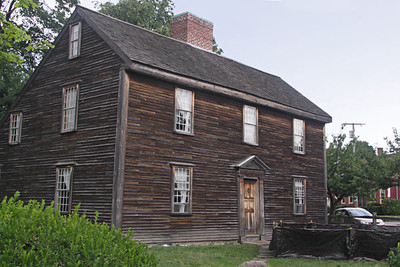 This saltbox house was the birthplace of John Adams, and an early home of John and Abigail. Here, John Adams, Samuel Adams and James Bowdoin wrote the Massachusetts Constitution, the first written Constitution in the world, and a primary influence upon the development of the U.S. Constitution.