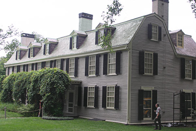 Built in 1731, The Old House became the residence of four generations of the Adams family from 1788 to 1927.