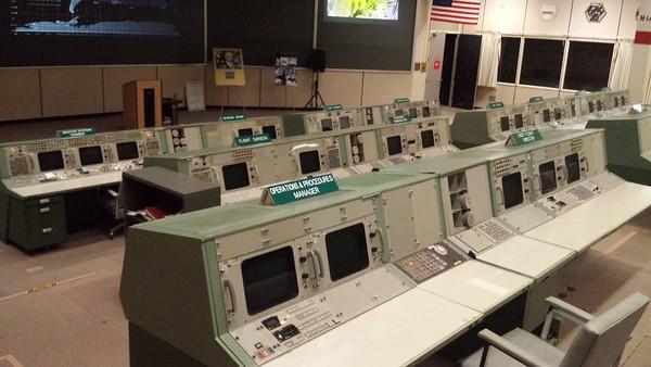 Johnson Space Center - Houston - 9 Jan. '16