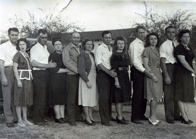 Robinson Clan & Spouses