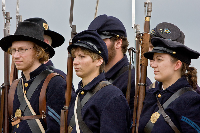 Young Union recruits?
