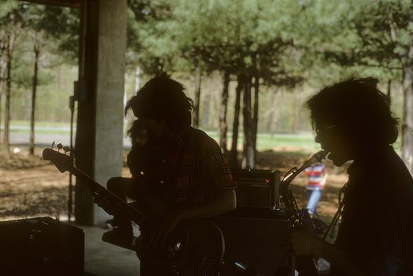 Junior High Picnic Jam, Davis Park, West Shokan, NY, 1973