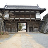 Otemon, Main gate of Komoro castle