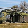 Sikorsky CH-54 Tarhe Skycrane.