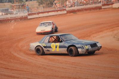 Kings Raceway/Speedway Kittrel NC