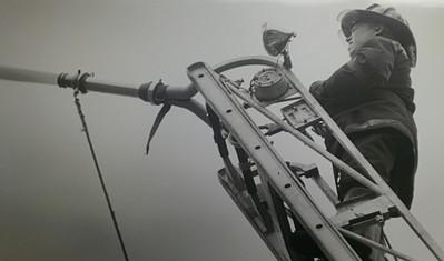 Kingston Fire Department, historic photos
