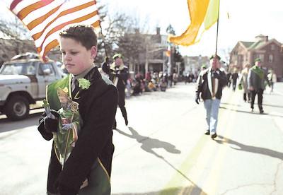 Kingston St. Patrick's Parade through the years