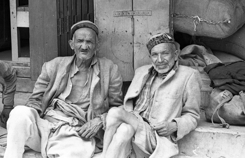 Two gentlemen of Manali.
