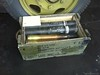 40mm Bofors Anti Aircraft Gun ammo