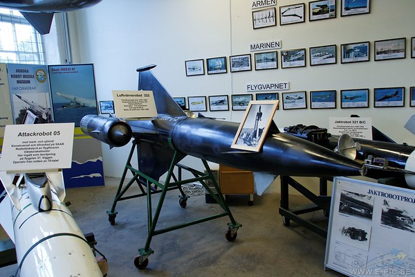 Surface to Air Missile 322
