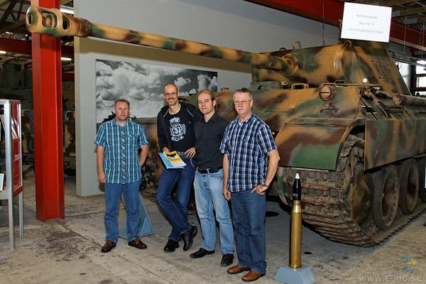 """PzKpfw V Ausf A """"Panther"""""""