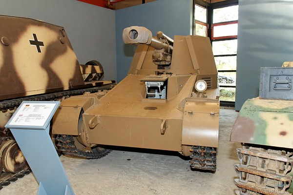 Built on Pz II