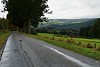 Scenery between Ligeneuville and Stavelot.<br /> Perfect place for an ambush.