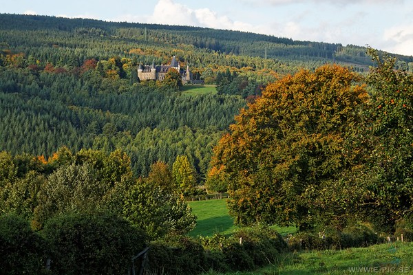 View of Chateau Froidcour.