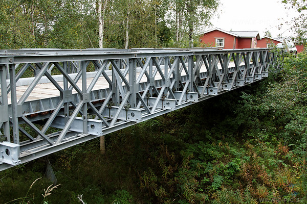 Bailey Bridge.