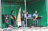 Irish folk music at Boorowa's Irish Woolfest.