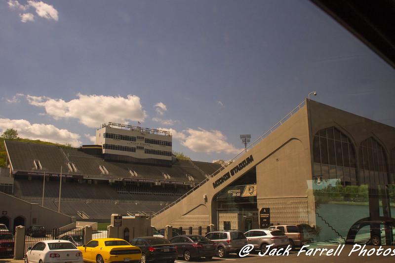 Football Stadium at West Point