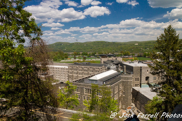 West Point dorms and classrooms