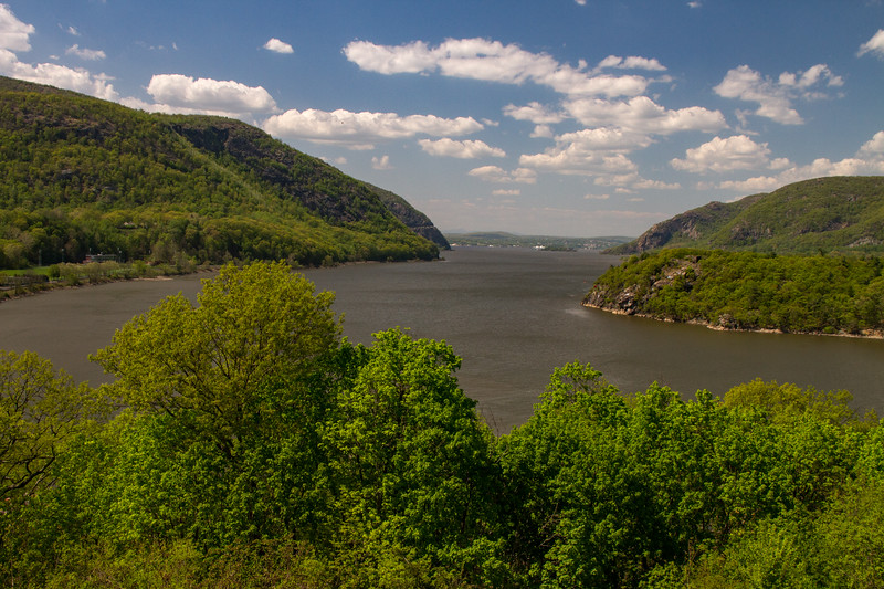 Hudson River from West Poinr