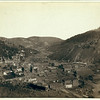Another view of old Deadwood.  Undated. From the John H.C. Grabill Collection, Library of Congress, Washington, DC