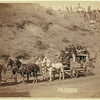 The last Deadwood stage run.  December 28, 1890.  From the John H.C. Grabill Collection, Library of Congress, Washington, DC