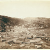 "John H.C. Grabill, an early Deadwood photograph, took this photo from ""McGovern Hill.""  Undated."