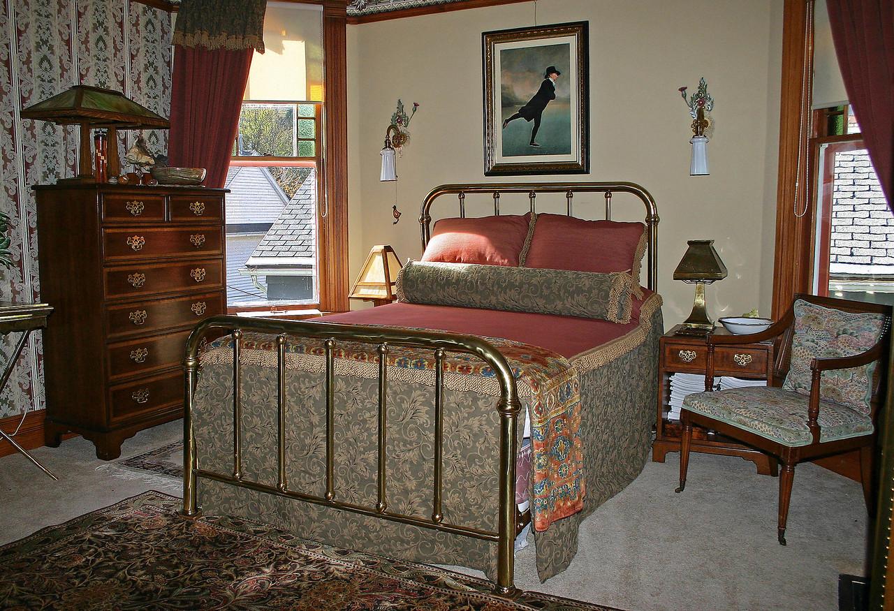 2011 tour of the Lynn Namminga home - 12 Lincoln St., Deadwood